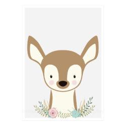 deer flwers